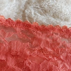 Francesca's Collections Accessories - Coral scarf